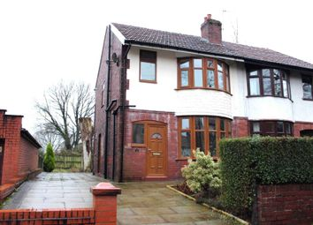 Thumbnail 3 bed semi-detached house for sale in Danesbury Road, Bolton