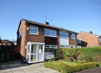 Thumbnail 3 bed semi-detached house for sale in Hinton Close, Rochdale, Greater Manchester