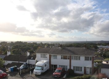 Thumbnail 3 bedroom town house to rent in Haymoor Road, Parkstone Poole