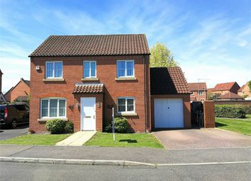 Thumbnail 4 bed detached house for sale in Aykroft, Bourne, Lincolnshire