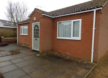 Thumbnail 2 bed bungalow to rent in Hunstanton Road, Dersingham, King's Lynn