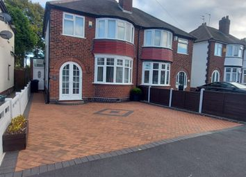 Thumbnail 3 bed semi-detached house for sale in Queens Drive, Rowley Regis, West Midlands