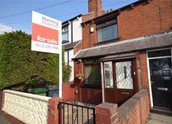 Thumbnail 2 bed terraced house for sale in Wooler Avenue, Leeds, West Yorkshire