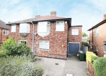 Thumbnail 3 bed semi-detached house for sale in Roseleigh Avenue, Mapperley, Nottingham
