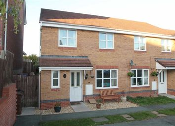 Thumbnail 3 bed semi-detached house for sale in Cae Onan, Morda, Oswestry