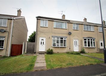 Thumbnail 3 bed end terrace house for sale in Dale Stone Close, Brotherton