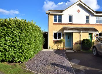 Thumbnail 2 bed semi-detached house for sale in Derry Close, Ash Vale, Aldershot