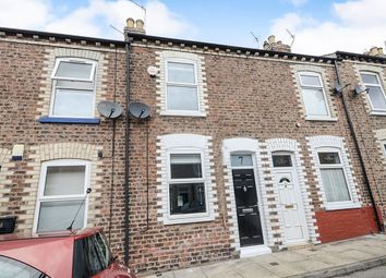 Thumbnail 2 bedroom terraced house to rent in Argyle Street, York