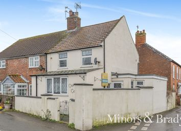Thumbnail 3 bed semi-detached house for sale in King Street, Winterton-On-Sea, Great Yarmouth