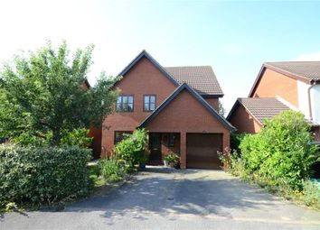 Thumbnail 4 bedroom detached house for sale in Surrey Court, Warfield, Bracknell