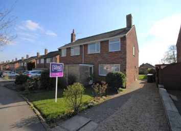 Thumbnail 3 bed semi-detached house for sale in Oakfield Avenue, Markfield