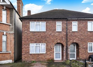 Thumbnail Semi-detached house for sale in Broughton Road, Thornton Heath