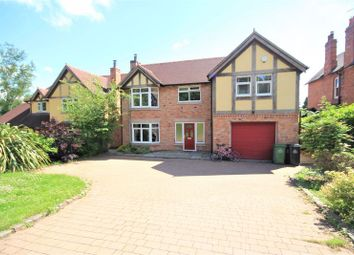 Thumbnail 4 bed detached house for sale in Chester Road, Whitchurch