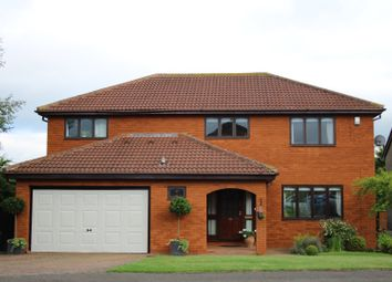 Thumbnail 4 bed detached house for sale in Low Green, Woodham
