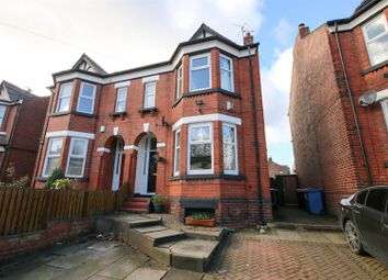 Thumbnail 4 bedroom semi-detached house for sale in Gilda Crescent Road, Eccles, Manchester