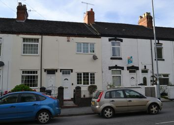 Thumbnail 2 bedroom terraced house for sale in Newcastle Lane, Penkhull, Stoke-On-Trent