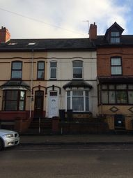 Thumbnail 3 bedroom terraced house to rent in Oakfield Road, Balsall Heath, Birmingham