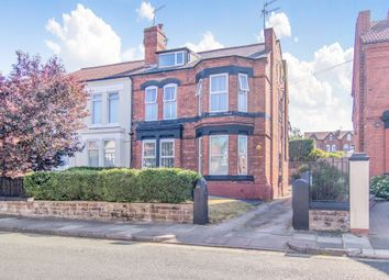 Thumbnail 2 bed flat for sale in Westbank Road, Tranmere, Birkenhead