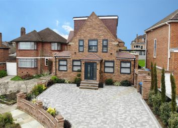 Thumbnail 5 bed detached house for sale in Curthwaite Gardens, Enfield