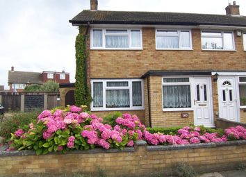 Thumbnail 3 bedroom end terrace house to rent in Salcote Road, Gravesend