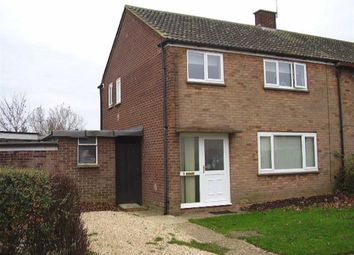 Thumbnail 3 bed semi-detached house to rent in Derwent Drive, Bletchley, Milton Keynes