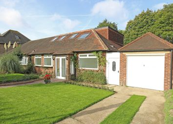 Thumbnail 4 bed semi-detached bungalow to rent in Ingleby Way, Chislehurst