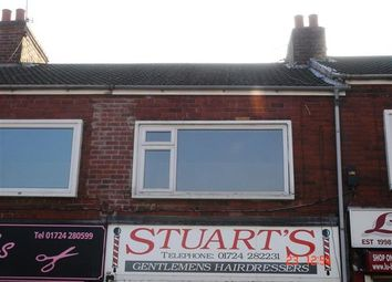 Thumbnail 2 bedroom flat to rent in Mary Street, Scunthorpe