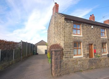 Thumbnail 3 bed semi-detached house for sale in Brook Street, Nether Heage, Belper