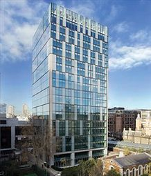 Thumbnail Serviced office to let in Level 17 Dashwood House, London