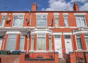 Thumbnail 3 bed terraced house for sale in St. Lawrences Road, Coventry