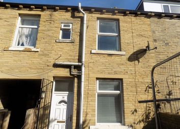 Thumbnail 1 bed terraced house for sale in Ward Street, Great Horton, Bradford