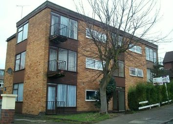 Thumbnail 1 bed flat to rent in Eastfield Road, Western Park, Leicester