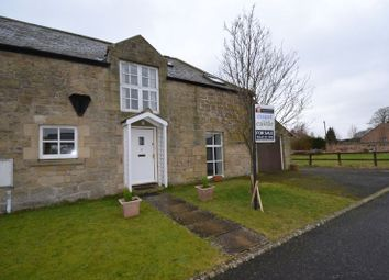 Thumbnail 3 bed link-detached house for sale in Netherton, Morpeth