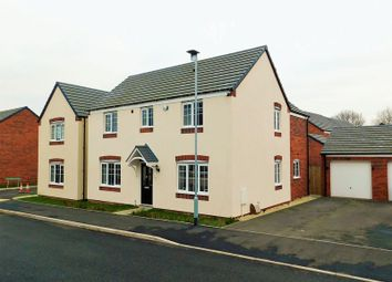 Thumbnail 4 bedroom detached house for sale in Hathaway Close, Penkridge, Stafford