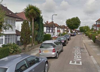 Thumbnail 4 bed semi-detached house for sale in Eversley Avenue HA9, Wembley, Greater London