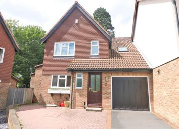 Thumbnail 4 bed link-detached house for sale in Millpond Close, Frindsbury, Rochester