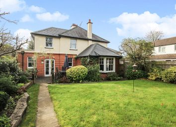 Thumbnail 4 bed semi-detached house for sale in Magazine Place, Leatherhead, Surrey.