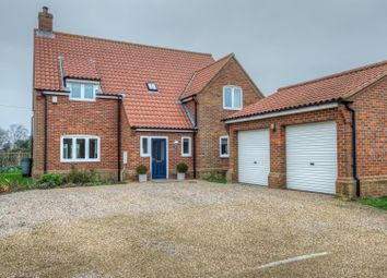 Thumbnail 4 bed detached house for sale in Claxtons Gardens, Great Yarmouth