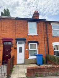 Thumbnail 2 bed terraced house to rent in Cromer Road, Ipswich