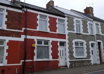 Thumbnail 3 bed terraced house for sale in Barry Road, Barry, Vale Of Glamorgan