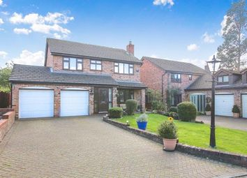 Thumbnail 4 bed detached house for sale in Ashley Gardens, High Lane Village, Stockport, Cheshire