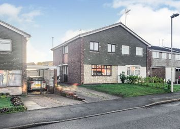 3 bed semi-detached house for sale in Mousesweet Close, Dudley DY2