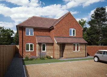 Shirburn House, Watcombe Manor, Ingham Lane, Watlington, Oxfordshire OX49. 2 bed semi-detached house for sale