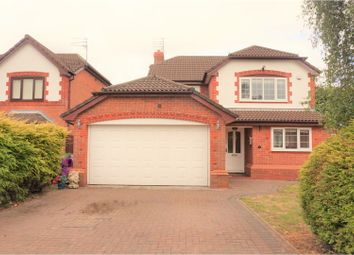 Thumbnail 4 bed detached house for sale in Morvah Close, Liverpool