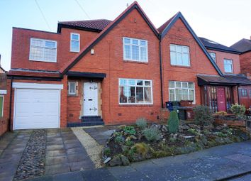 Thumbnail 4 bed semi-detached house for sale in The High Gate, Newcastle Upon Tyne