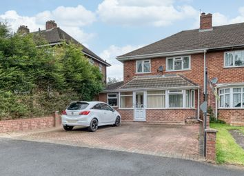 Thumbnail 4 bed end terrace house for sale in Maple Road, Rubery, Birmingham