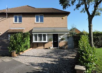 Thumbnail 1 bed semi-detached house to rent in Leaforis Road, Cheshunt