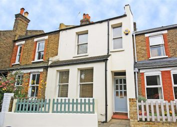 Thumbnail 3 bed terraced house to rent in Shacklegate Lane, Teddington