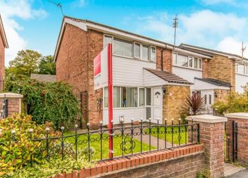 Thumbnail 3 bedroom end terrace house for sale in Lune Way, Reddish, Stockport, Greater Manchester