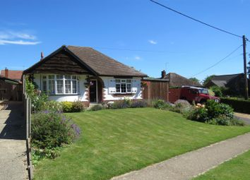 Thumbnail 2 bedroom detached bungalow for sale in Tunkers Lane, Bury, Ramsey, Huntingdon
